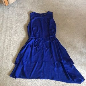 Cobalt Blue Dress from the Limited